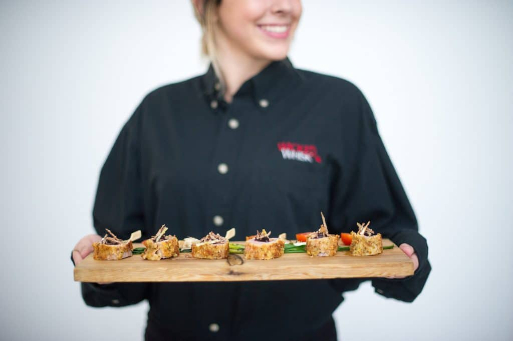 food service staff event catering and party planning