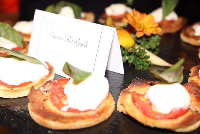 bruschetta party catering